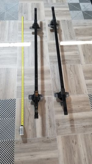 Inno car roof racks 5ft for Sale in Santa Clarita, CA