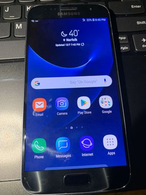 Samsung s7 unlocked best offer brand new for Sale in Virginia Beach, VA