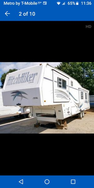 1997 camper rv for Sale in Houston, TX