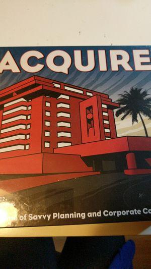 Acquire board game for Sale in San Francisco, CA