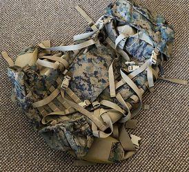 USMC Digital MARPAT ILBE Main Pack for Sale in Escondido,  CA