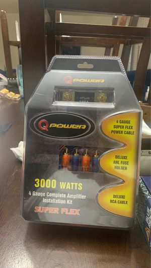 Q Power 3000 Watts for Sale in St. Louis, MO