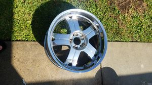 20in universal star rims for Sale in Los Angeles, CA