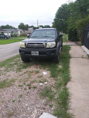 2006 Toyota Tacoma prerunner for Sale in Houston, TX