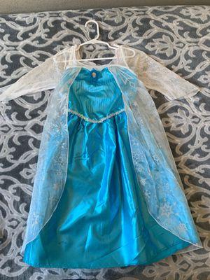 Disney Elsa Costume dress for Sale in South Gate, CA