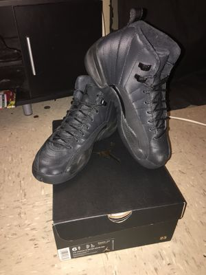 Brand New Jordan 12 Winterized size 6.5y for Sale in New York, NY