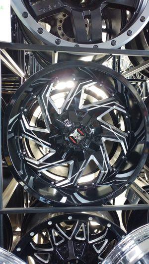 20x10 XM Wheels 6x135 6x139.7 -24 Ford F150 Chevrolet GMC Trucks Suv for Sale in Tacoma, WA