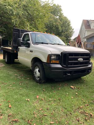 20001. F350 disel 7.3 Flat bed. 12 foot for Sale in New Haven, CT