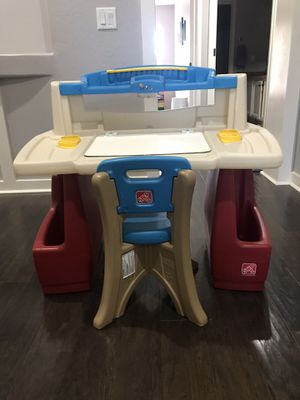 Step2 desk with chair for Sale in Goodyear, AZ