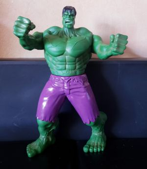"Marvel Hulk 18"" Action Figure for Sale in Milpitas, CA"