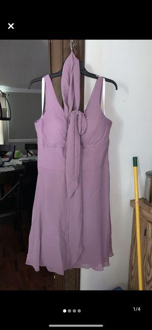 Size 14 Lavender Bridesmaid Dress for Sale in Goldsboro, NC