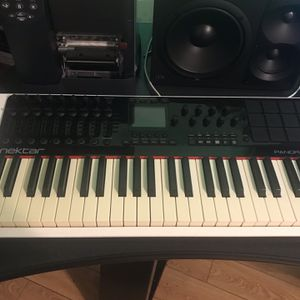 49 Key Midi Controller With Motorized Slider Nektar P4 for Sale in Los Angeles, CA