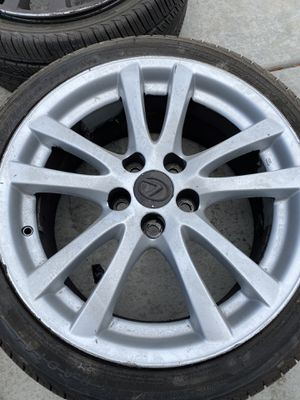 Lexus rims and tires for Sale in Riverside, CA