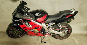 Motorcycle - Honda CBR 600 4fi - Used - Great Condition for Sale in Seattle, WA