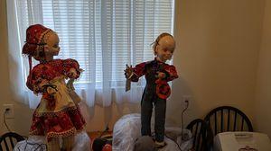 Vintage animatronic window display mannequin dolls for Sale in Santee, CA