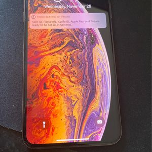 iPhone XS Max Factory Unlocked To Any Carrier 256 GB Excellent Condition for Sale in Virginia Beach, VA