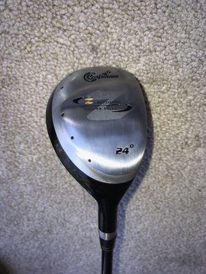 Brand New! Confidence Hybrid Z Hyper Steel Graphite 24 Deg Men's Golf Driver for Sale in Elmhurst, IL