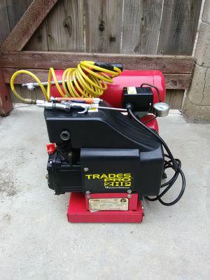 Trade Pros Air Compressor for Sale in Fresno, CA