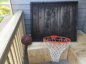 Salvaged Basketball hoop. for Sale in Tigard, OR