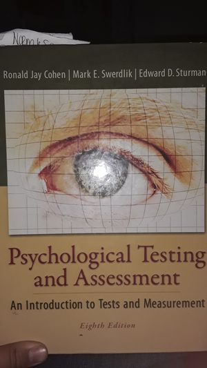 Psychological Testing and Assessment for Sale in Stockton, CA