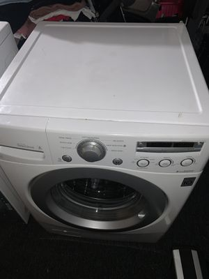 LG dryer and washer for Sale in Richmond, CA