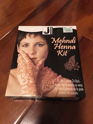 Mehndi Henna Kit for Sale in Sacramento, CA