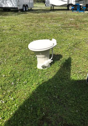 RV toilet needs rubber work goood for Sale in FL, US