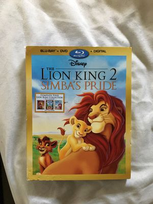 Lion king 2 for Sale in Hillsboro, OR