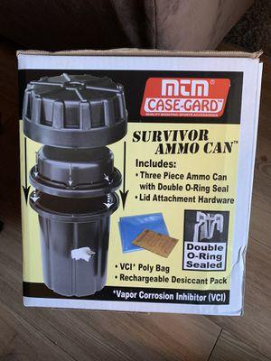 Survivor Ammo Can for Sale in Marysville, WA