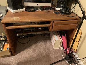 Solid Wood Desk for Sale in El Cajon, CA