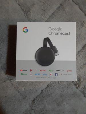 Chromecast for Sale in Blaine, MN