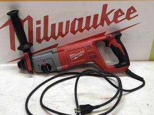 Milwaukee 8 Amp Corded 1 in. SDS D-Handle Rotary Hammer for Sale in Bakersfield, CA
