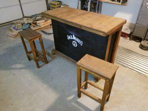 Wood bar for Sale in El Paso, TX