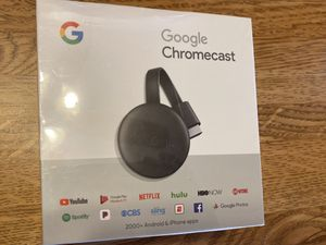 New google chrome cast / nest / ring doorbell / Wyze / Roku / amazon for Sale in Oak Lawn, IL