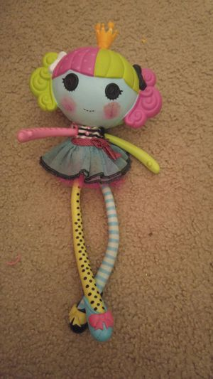 Lalaloopsy doll for Sale in Tampa, FL