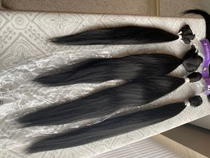 Beauty Supply SYNTHETIC FIBER (4)bundles for Sale in Gahanna, OH