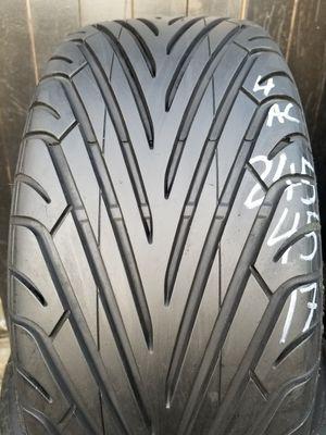 245/45-17 #1 tire for Sale in Alexandria, VA