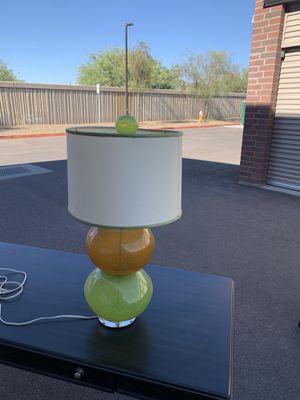 Hand blown lamp. Late 60s for Sale in Phoenix, AZ