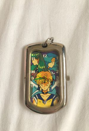 Sailor Moon Anime Watch featuring Sailor Pluto, Sailor Neptune, Sailor Uranus for Sale in Laguna Woods, CA
