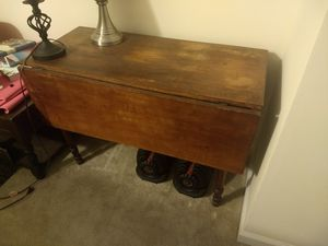 Antique Farmhouse Dropleaf Table for Sale in Apex, NC