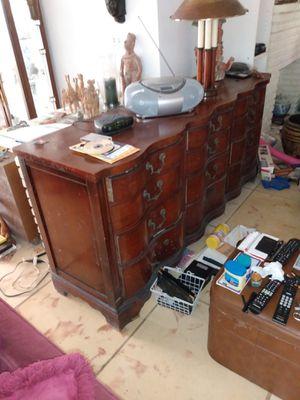 12 drawer dresser for Sale in Hollywood, FL