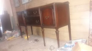 Antique dining room buffet for Sale in Lawrenceville, GA