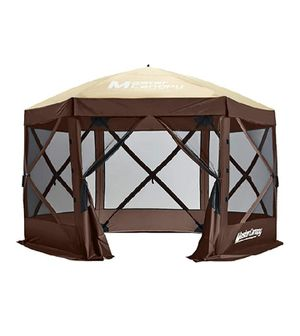 MASTERCANOPY Escape Shelter, 6-Sided Canopy Portable Pop up Canopy Durable Screen Tent Bug for Sale in Glendale, AZ