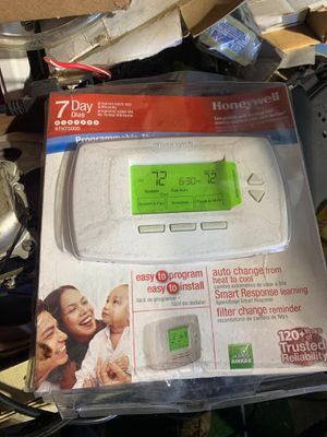 Honeywell thermostat for Sale in Queens, NY