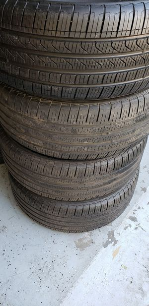 (4) 245/45/18 PIRELLI CINTURATO P7 for Sale in Tampa, FL