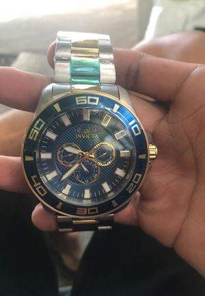 Invicta Pro Diver Watch for Sale in Holualoa, HI