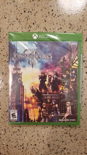 Kingdom Hearts XBOXone for Sale in Loma Linda, CA
