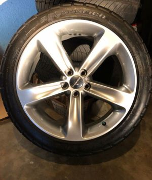 "2019 Dodge Charger 20"" Rims & GF Goodrich Tires for Sale in La Mirada, CA"