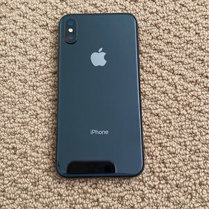iPhone X 64 GB for Sale in Aliso Viejo, CA