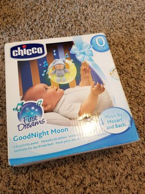 Baby nightlight and music. Chicco for Sale in San Diego, CA